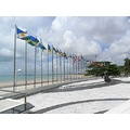 maceio brazil flags