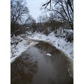 river nature winter