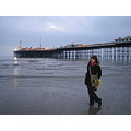 Oh, I'm sick of them old photos. Down with this no-camera living! I'm buying a new one! Brighton ...