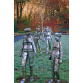 sculpture rosemoor devon art