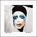 Lady Gaga's new photo for her new single (APPLAUSE), which comes out next month. Apparently since...