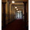 Tampa Bay Hotel Tampa Florida hallway architecture