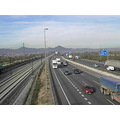 pont puente bridge autopista motorway highway tren train ave barcelona
