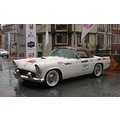 23 Nisan istanbul classic car rally turkey ford thunderbird 1954