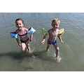 Water granddaughterson fun summer children