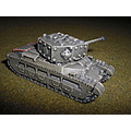 15mm ww2 model tanks