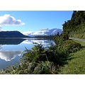 lake wahapo westcoast southisland nz reflectionthursday