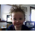 bad hair day grandbaby family humor