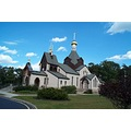 Russian Orthadox Church in Shrewsbury, New Jersey, USA