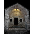 church stone architecture kotor montenegro