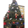 Christmas tree 2013 istanbul turkey nisantasi