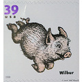 stlouis missouri us usa art stamp wilbur macro 2006