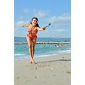 girl woman wife portrait summer beach sea fun bulgaria nikon sigma