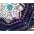 Pantages Theater ceiling... taken with camera phone cuz I follow rules & didn't bring a camera in!