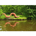 reflectionthursday statue snake art
