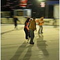 people scene ice winter