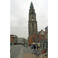 Martinitower cathedral groningen landscape travel architecture Holland
