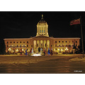 Christmas Manitoba Legislature