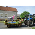 Harvest festival Germany ... main thought: in summer was to much rain so the fields were flooded ...