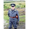 wales blaenafon railway trains people 1940s uniforms