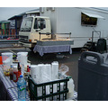 These location catering chaps certainly know how to cook.  Superb food!