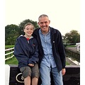 Me Niece Foxton Locks Canal Leicestershire Rob Hickey 2011