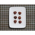Chestnuts White Plate