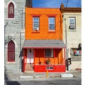 North Philadelphia Orange House