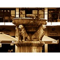 iraklio kritis greek island april 2007 the lions my sepia
