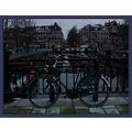 Amsterdam Kinkerstraat architecture bike