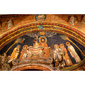roma church interior mosaics