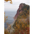 fall colours gaspe