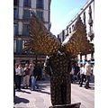 Las Ramblas - Barcelona.