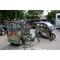 china beijing taorantingroad taxi vehicles voertuigen