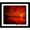funfriday fireintheskyfriday Sunset Ballybunion kerry Ireland