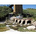 Rio_Guadalhorce river water crossing home Alora Andalucia Spain Canon SX10IS