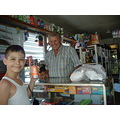 Alex at Tio Pedros store