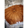 dome ceiling stone arches