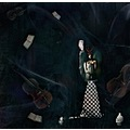 surreal night art dark dream image mistic manipulation cello music emo keitology