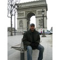 Me !! freezing Cold in Paris