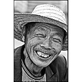 china happy smile man