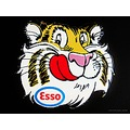 ESSO Nostalgic Tiger Germany Coffe Cupon