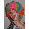 jamie fourdeadpresidents halloween knife clown scary ugh