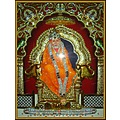 Sai Baba Indian Paintings Indianroyalarts