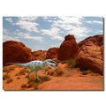 usa nevada valleyoffire landscape view dinosaur usax nevax firex landu dinox