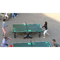 Birmingham City Metro People Chinatown TableTennis PingPong