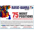 Rayat Bahra Students Secured Merit Position