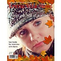 Marie Girl Portrait Magazine Autumn Leaf