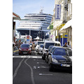 msnoordam cruise ship street cars people fortdefrance martinique