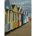 huts at southwold